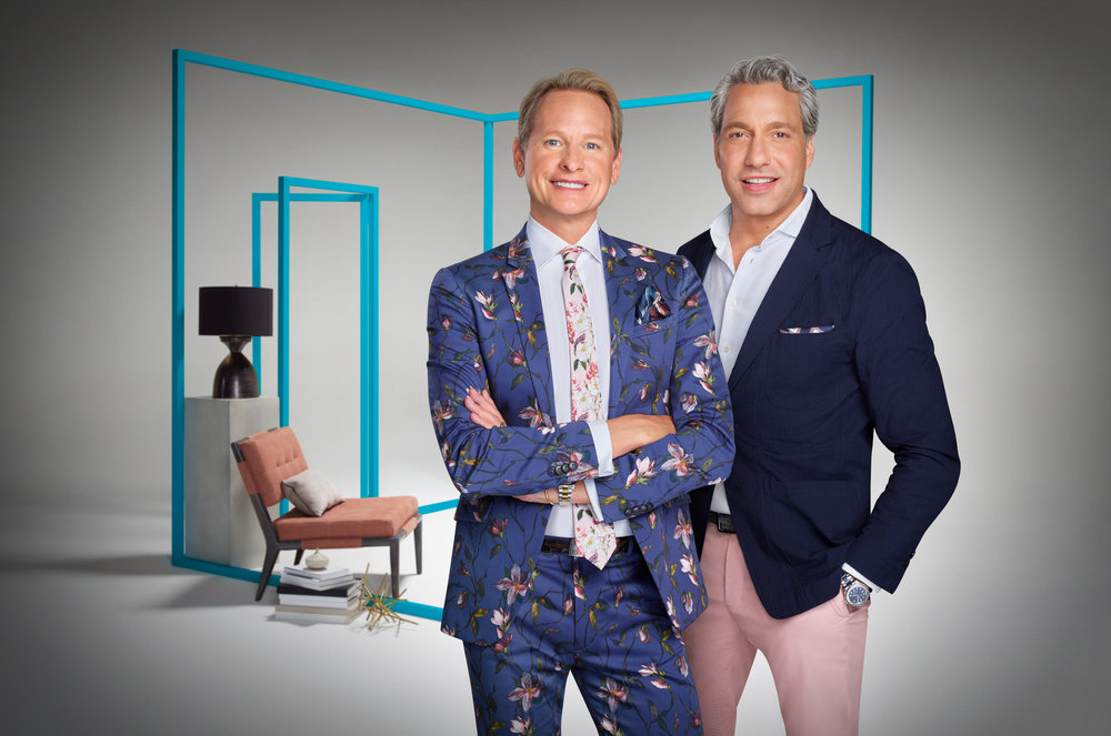 New Bravo Series 'Get a Room with Carson & Thom' Premieres ... on New Get Design  id=39299